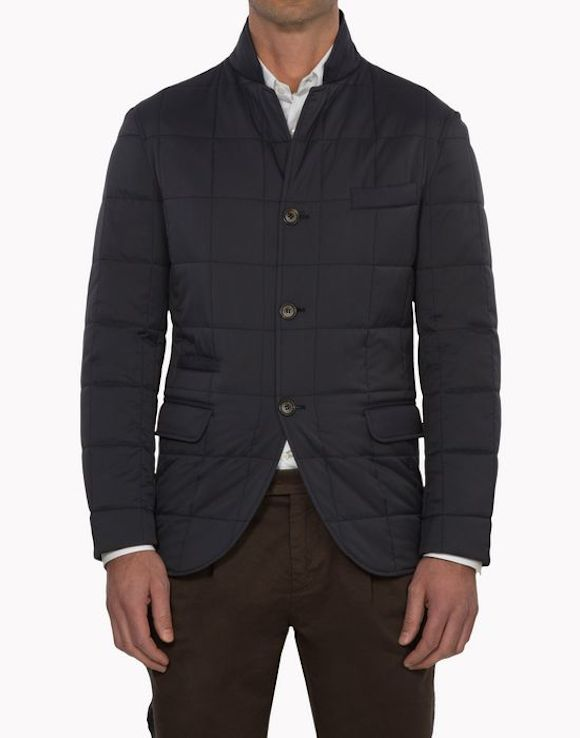 Brunello Cucinelli Waterproof Jacket, $2,880