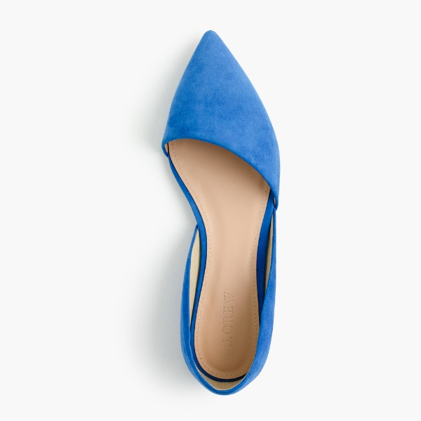 Go pointy at www.jcrew.com