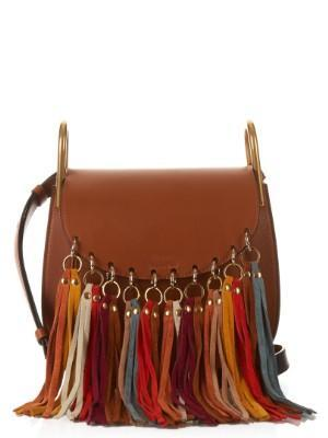 The Hudson tassel Chloe bag adds a fun flare to any outfit, plus it's functional and keeps your hands free to play.