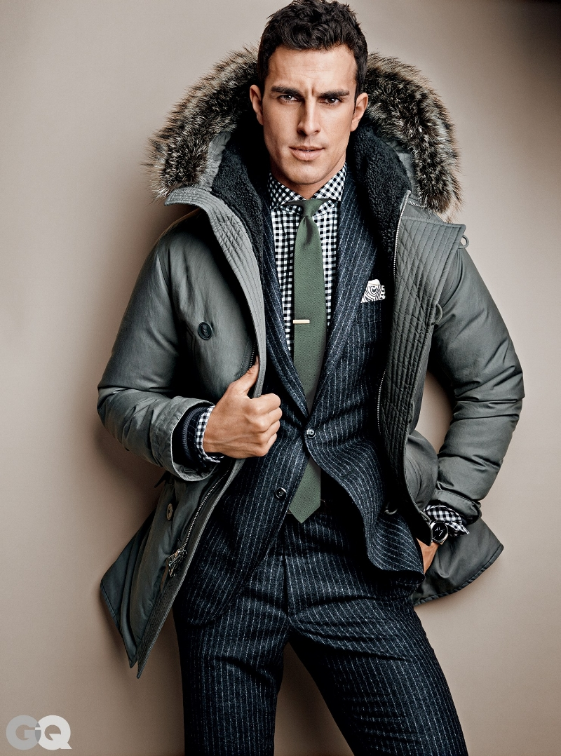 SuitsAndWinterCoatsMensStylist