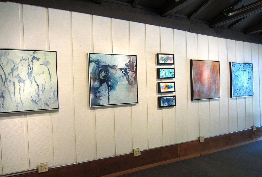 Frameworks Gallery  with  Erin Riche,  Baton Rouge, LA, 7/24/15 - 9/5/15