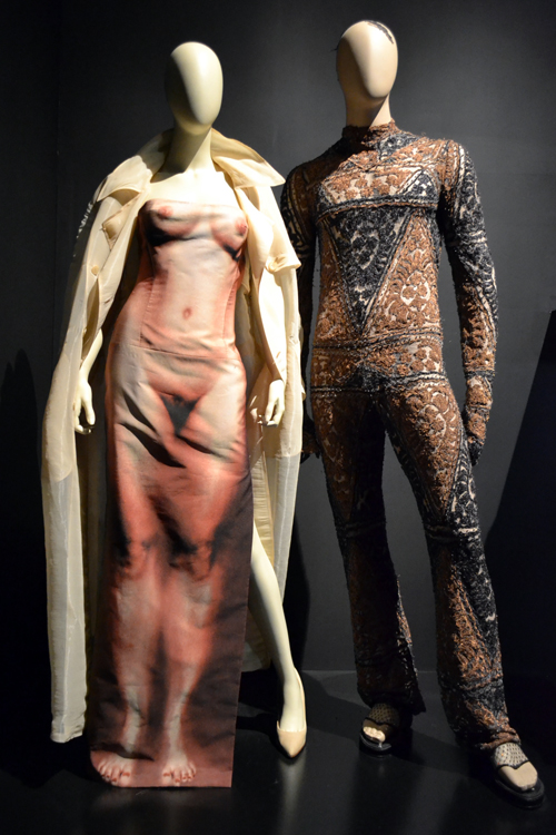Jean Paul Gaultier Exhibit