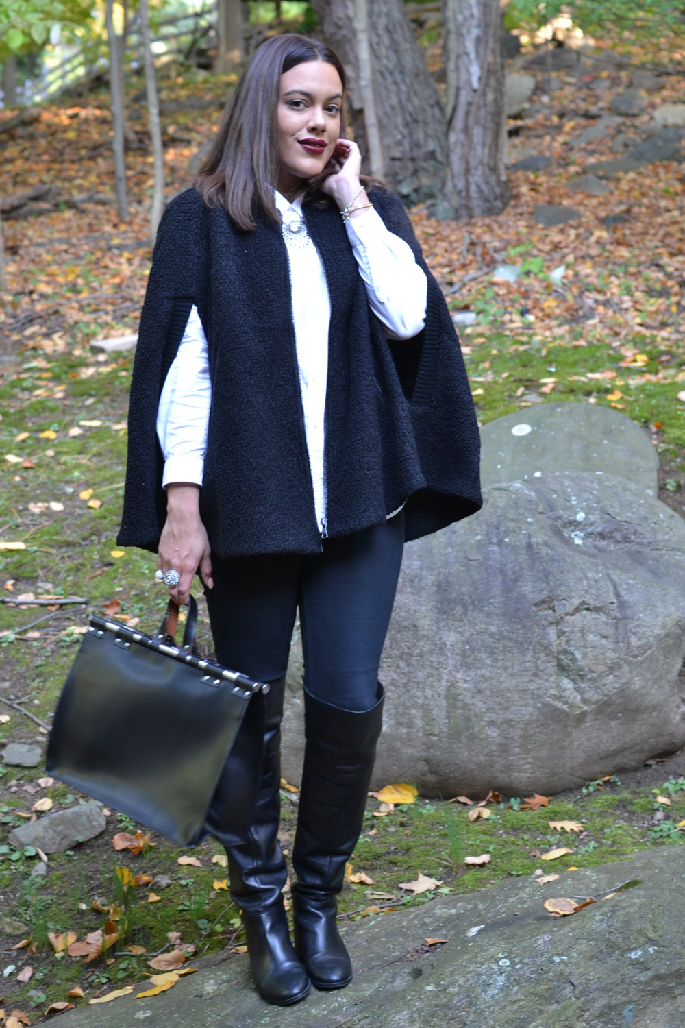 how-to-wear-forever-21-cape-zara-doctor-bag-over-the-knee-boots.jpg