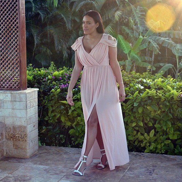 simple & effortless wearing this ASOS dress (on mega sale!)