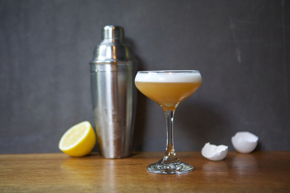 ... whiskey sour is one of the easiest classic whiskey cocktails to make
