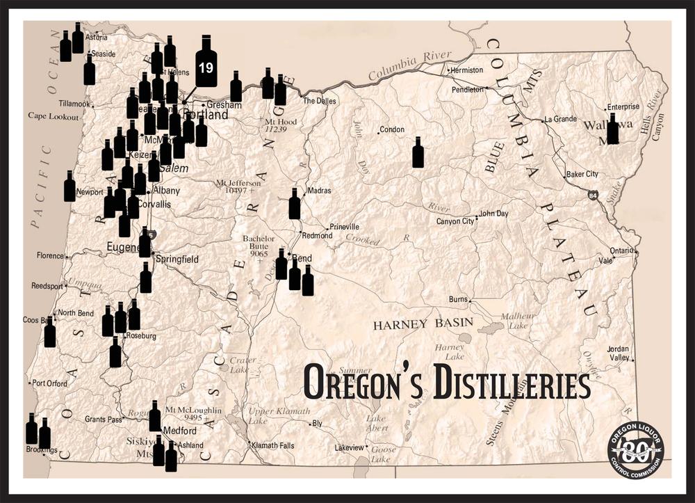 Photo courtesy of Oregon Liquor Control Commission – October 2014