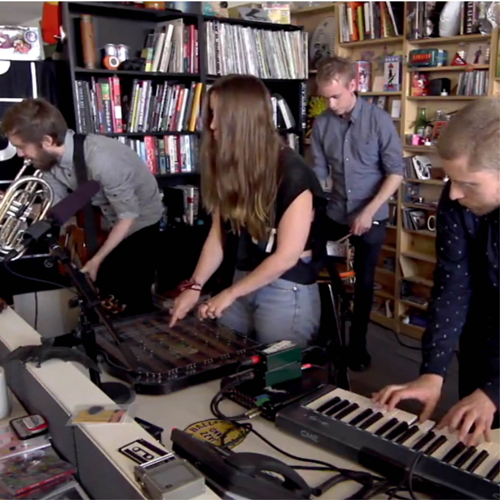T iny Desk = Awesome