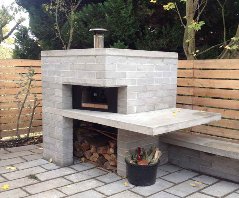 The Perfect Pizza oven - why not build one yourself?