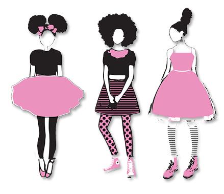 Meet Our GirlPreneur Mascots...
