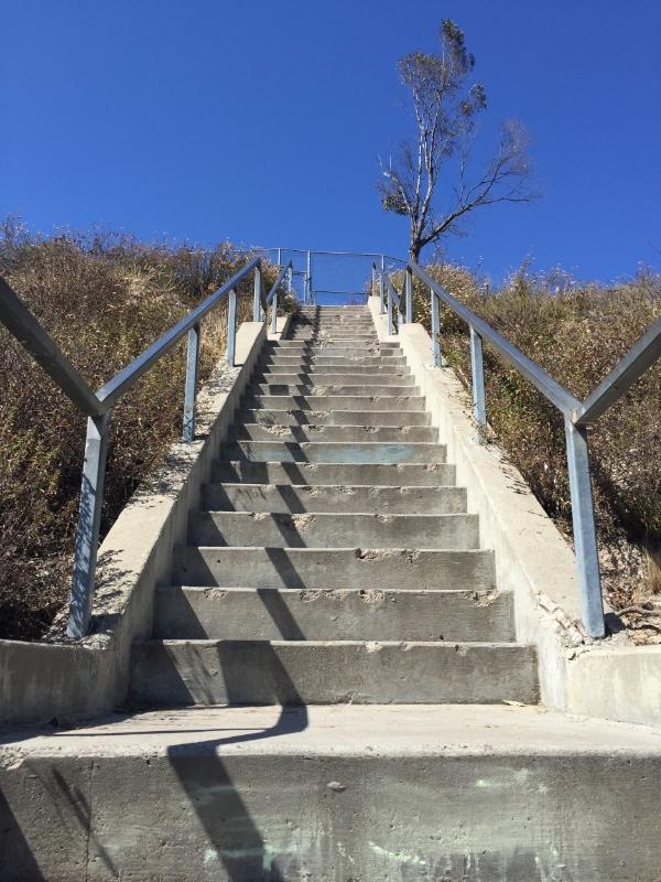 Tierrasanta Steps