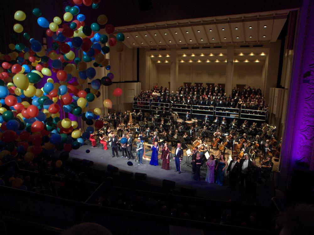 Credit to: Joe Cantrell/Oregon Symphony
