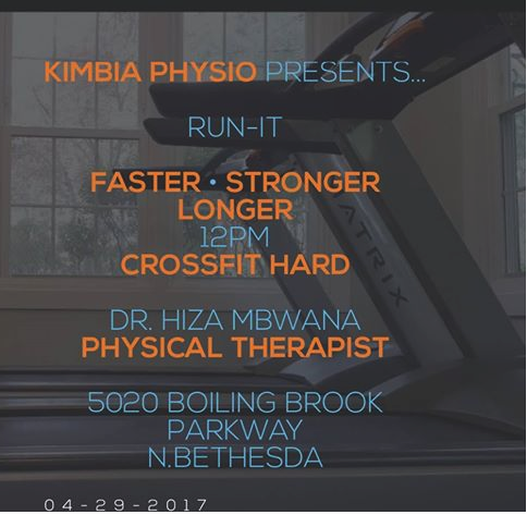 Discover why mobility & picking up heavy things will make you a more injury resistant runner starting today at noon. Only @crossfithard