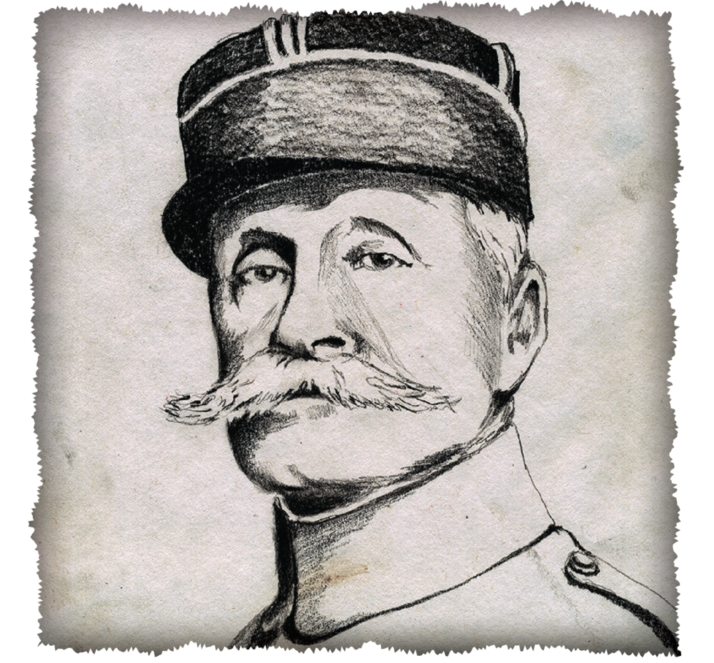 Allied Supreme General Ferdinand Foch