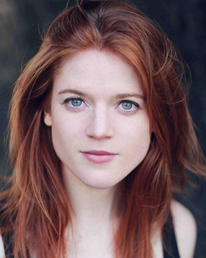 Rose Leslie from Game of Thrones