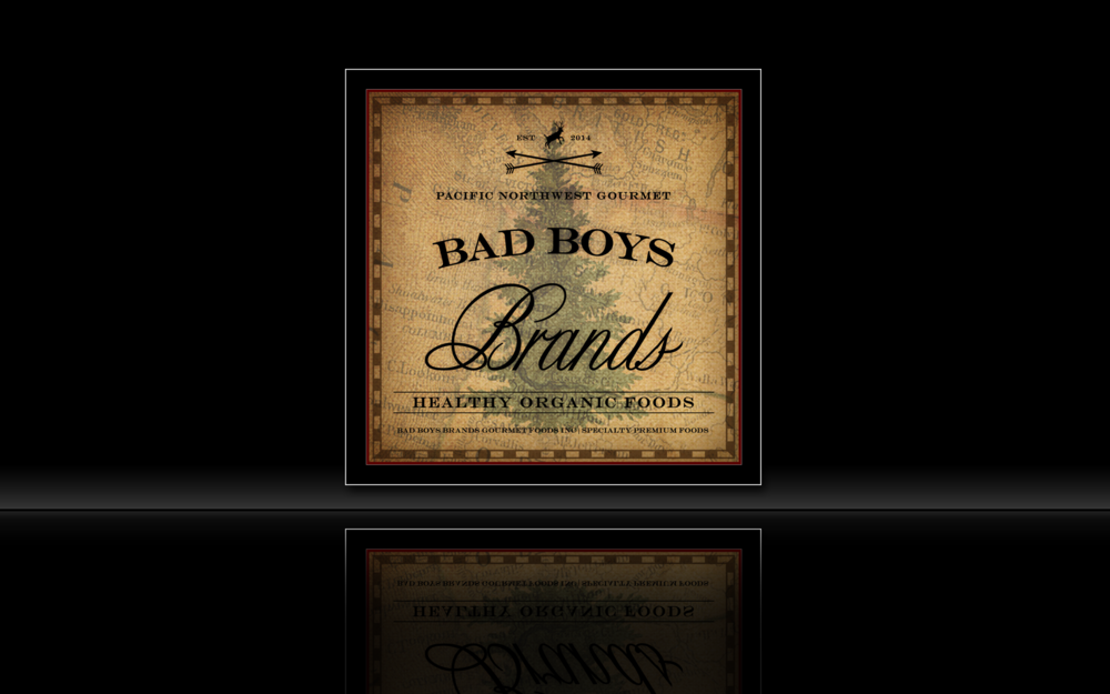 Bad Boys Brands™ Logo