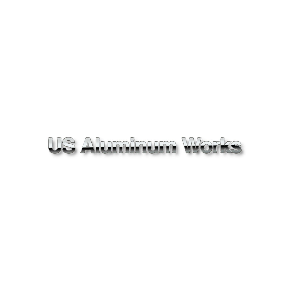 Helv Modern Font Option Budget Logo Express US Aluminum Works Silver by Brand G Creative 07 OCTOBER 2017.jpg