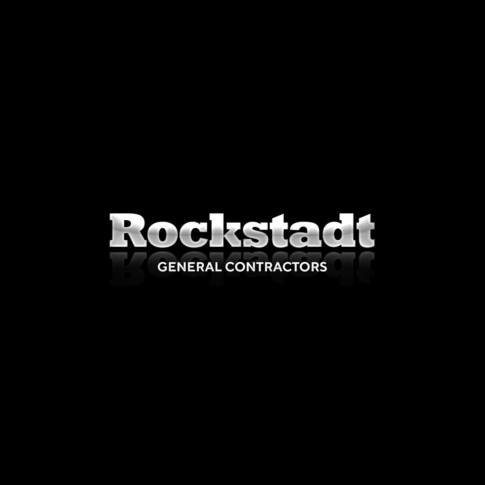 Geo Slab 127 Surface Font Option Budget Logo Express Rockstadt Contractors Polished Metal Logo on black reflection by Brand G Creative 07 OCTOBER 2017.jpg
