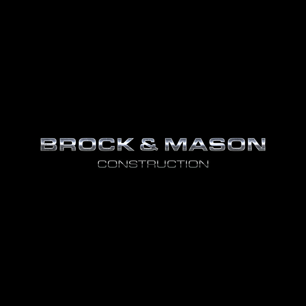 Euro Block Font Option Budget Logo Express Metallic Grunge Brock and Mason Construction black by Brand G Creative 07 OCTOBER 2017.jpg