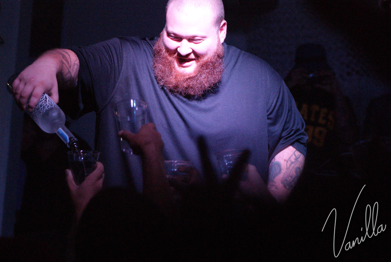 Action Bronson @ The Hoxton