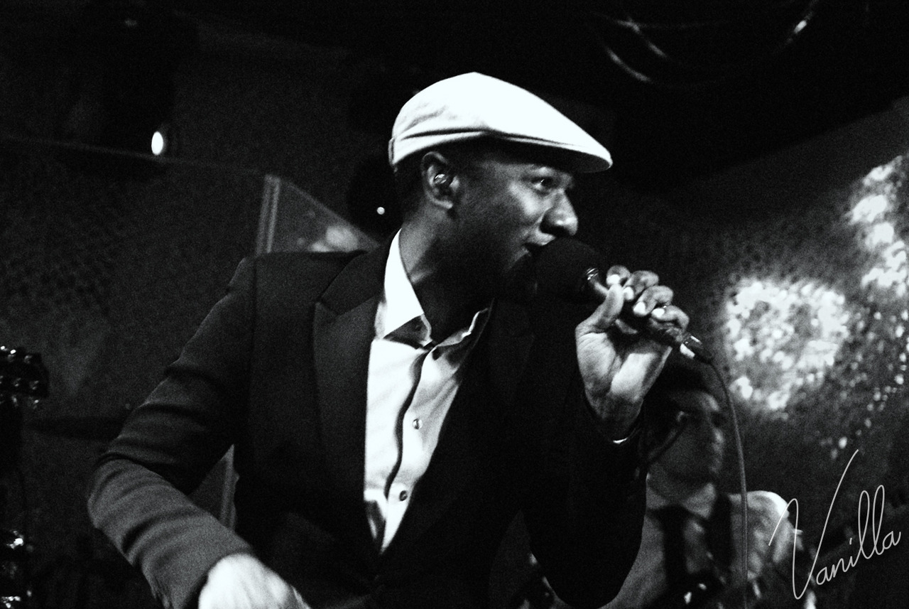 Aloe Blacc @The Hoxton