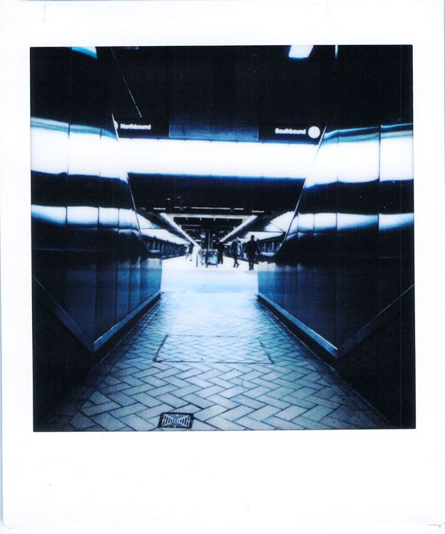 #sq10 #instax #fujifilm #square #squareformat #torontosquared #to2 #theannex #contactphotographyfestival, #toronto2 #toronto #ttc #shoot2kill #geometric #blues #contactphoto #launch #printlife