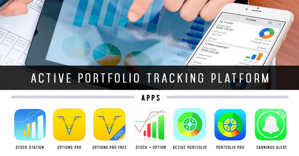 Adctive Portfolio Tracking