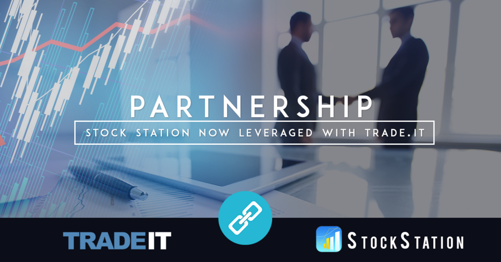 We leverage trade.it technology as the connector for many brokers in  Stock Station  portfolio import. Trade.it provides exiting technology for developers to integrate broker functionality.