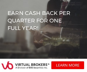 Keep a bigger piece of your pie with Virtual Brokers Commission-Free Trading Account.