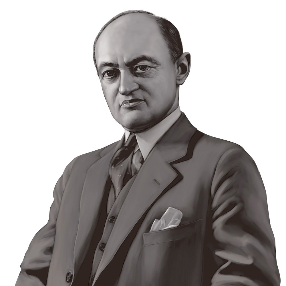 Joseph Alois Schumpeter,Austrian-born American economist and political scientist.