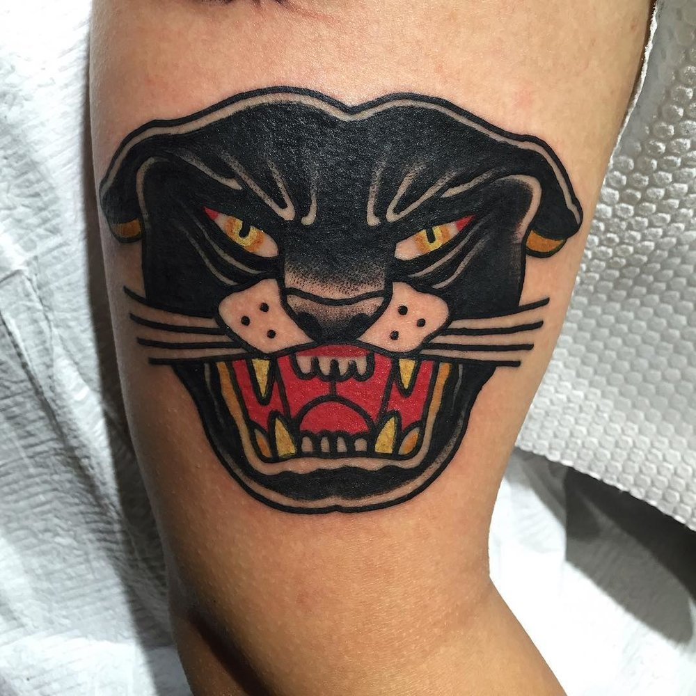 panther tattoo hong kong parlour
