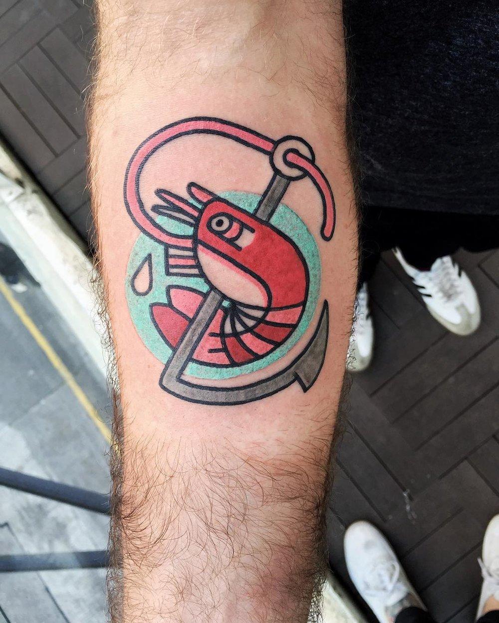 fish tattoo rich phipson hong kong