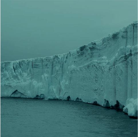 fig.2 ice wall