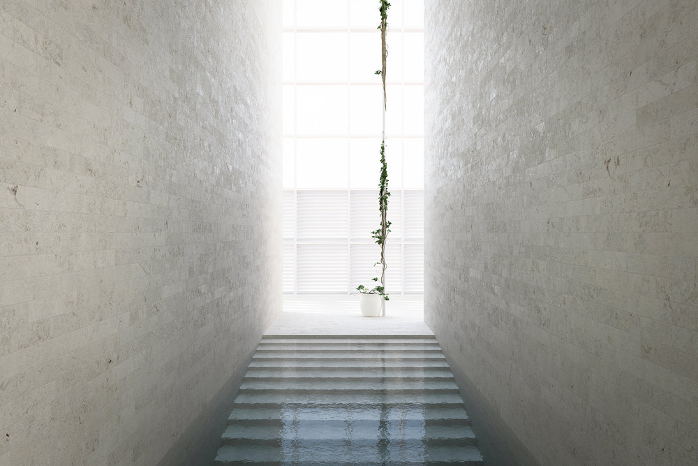PA Beautiful House Competition | Interior Pool Entry