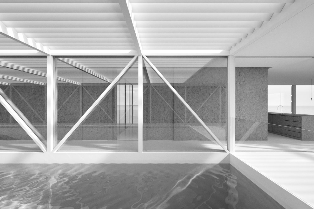 Bondi Beach House Competition | Pool