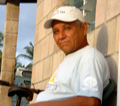 Homes from the Heart fondly remembers Geronimo Alberto Mantano, Director of Volunteer Services and an invaluable member of our team and family.