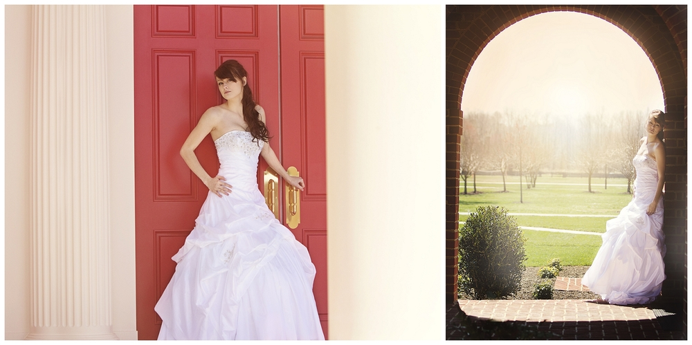 bridal portraits | Sarah Kane Photography