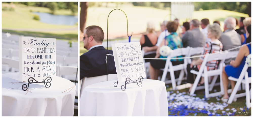 The Country Club of Petersburg VA Wedding | Sarah Kane Photography