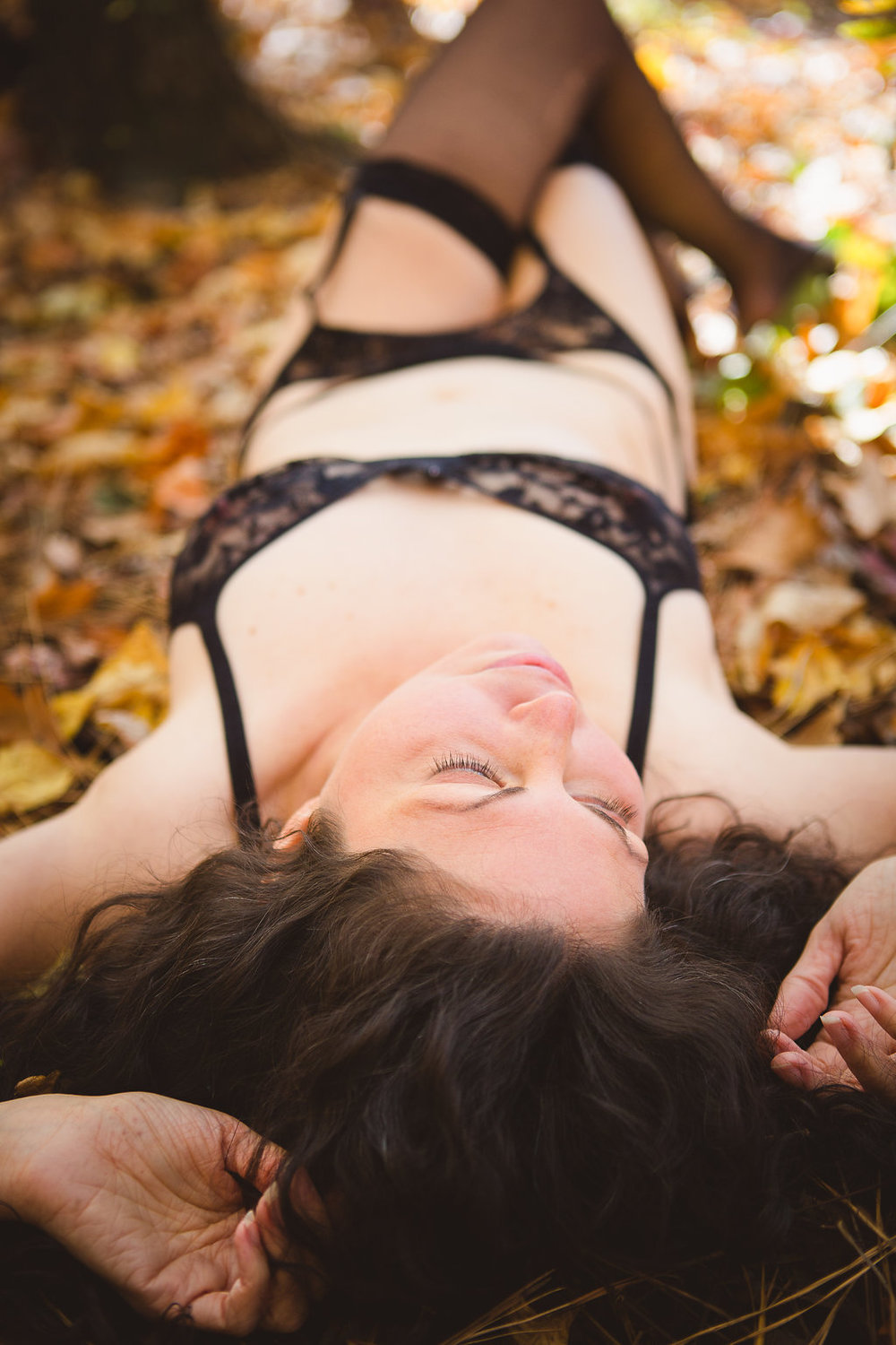 boudoir photography in Richmond VA