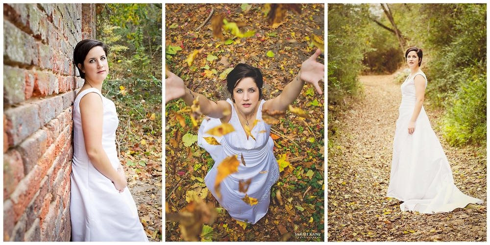 Belle Isle Richmond VA |Bridal Portraits | Trash the Dress | Sarah Kane Photography