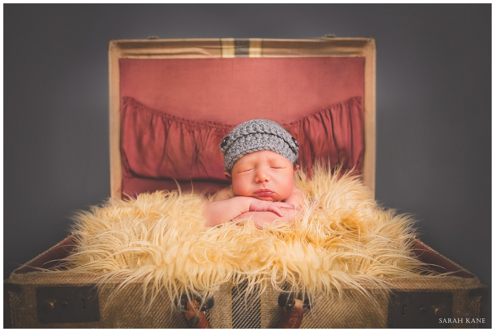 vintage newborn | Sarah Kane Photography