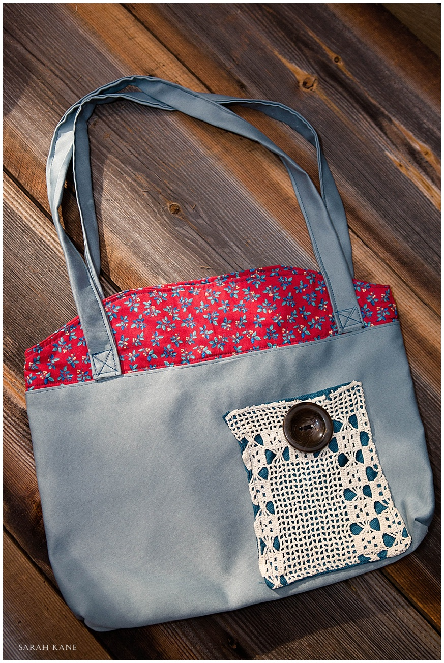 Upcycled bags | Sarah Kane Photography
