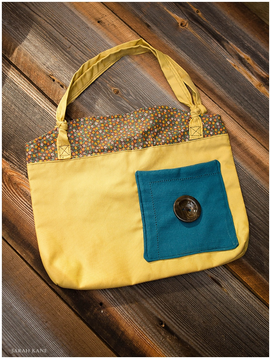 Upcycled Bags | www.sarahkanephotography
