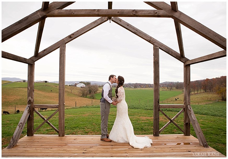 Wedding at Sunny Slope Farm Harrisonburg VA www.sarahkanephotography.com
