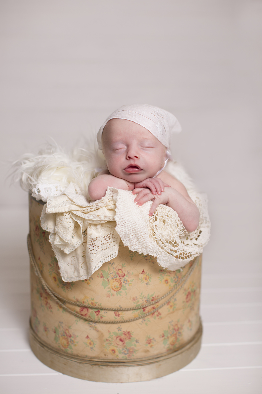 newborn portraits in RVA www.sarahkanephotography.com