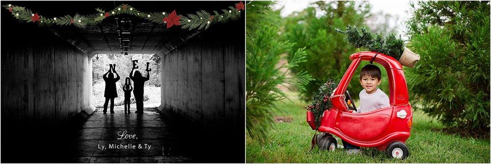 holiday cards www.sarahkanephotography.com