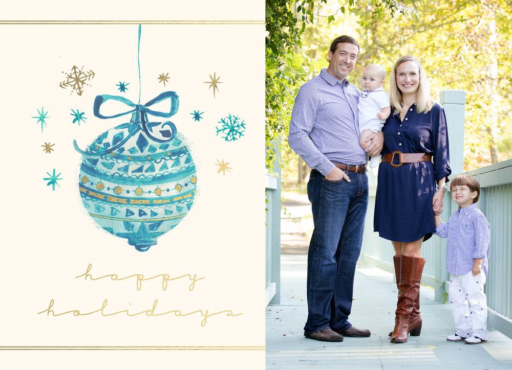 christmas cards www.sarahkanephotography.com