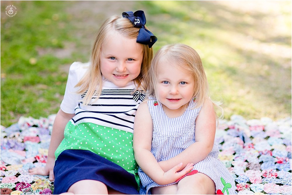 spring mini session portraits www.sarahkanephotography.com