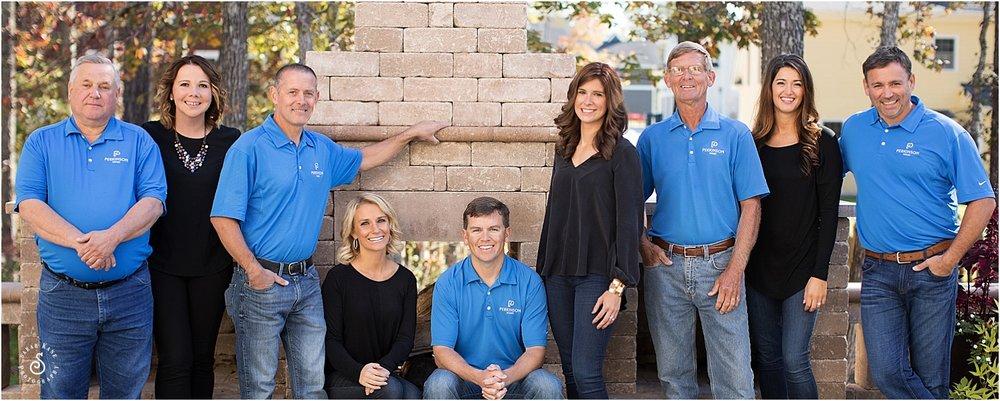 The Perkinson Homes Team