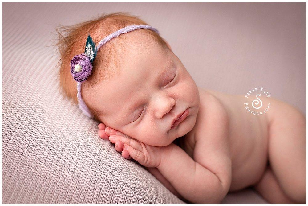 top newborn photographer in Richmond VA www.sarahkanephotography.com