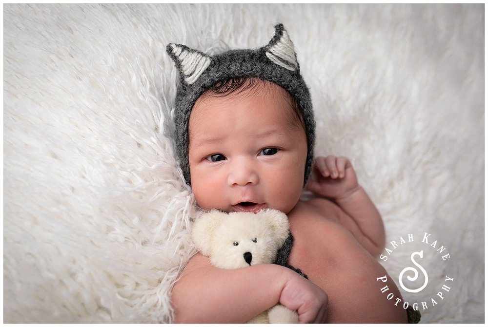 RVA newborn portraits www.sarahkanephotography.com